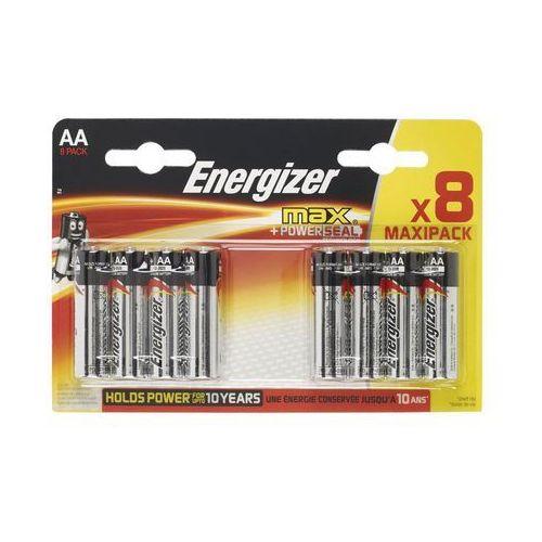 Bateria alkaliczna MAX AA E91 8 SZT. ENERGIZER
