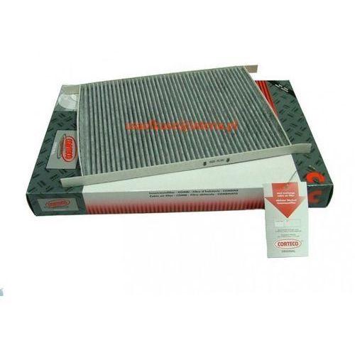 Węglowy filtr kabinowy przeciwpyłkowy chrysler voyager town country 2001-2007 marki Corteco