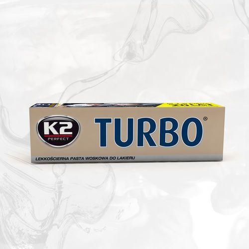 Lekkościerna pasta z woskiem z nanotechnologią TURBO TEMPO K2 120gr K2K001, MELK001