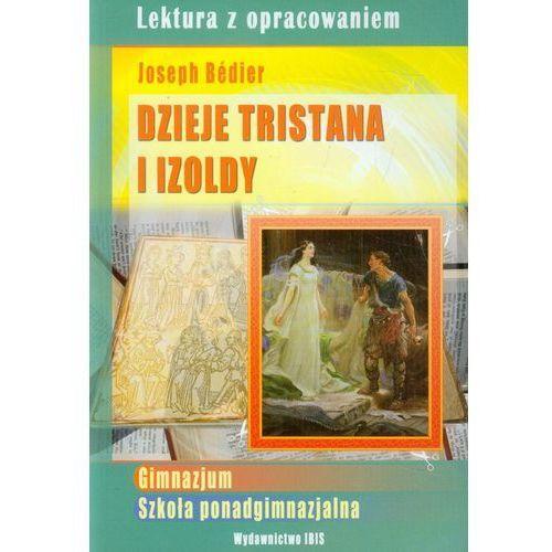 Lektura z oprac.- Dzieje Tristana i Izoldy IBIS (136 str.)