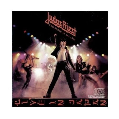 Unleashed In The East - Live - Judas Priest (5099750213025)