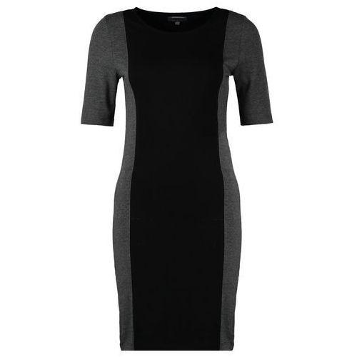 Zalando Essentials Sukienka z d�erseju szary