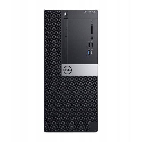 Dell Optiplex 7060 MT i5-8500 8GB SSD+1TB Pro 3NBD