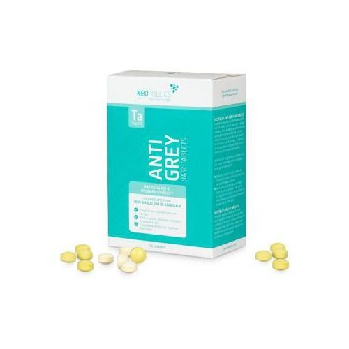 Neofollics Suplement diety przeciw siwieniu z katalazą 60 tab (8719992068036)