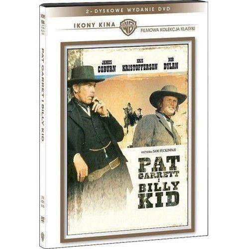 Sam peckinpah Pat garret i billy kid (dvd) - darmowa dostawa kiosk ruchu (7321910651650)