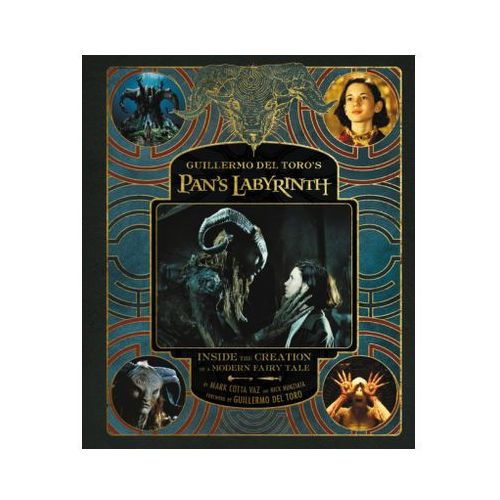 Guillermo Del Toro's Pan's Labyrinth (9780062433893)