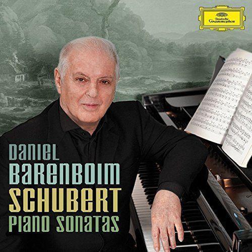 Universal music / deutsche grammophon Schubert piano sonatas - daniel barenboim (płyta cd) (0028947927839)