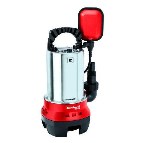 Pompa zanurzeniowa do brudnej wody  4170491 gh-dp 6315 n, wydajność: 17000 l/h od producenta Einhell