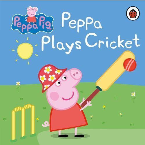 Peppa Pig: Peppa Plays Cricket (9780241354001)