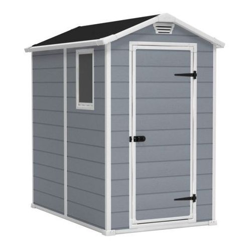 Keter Domek plastikowy curver manor 4 x 6 (7290103660352)