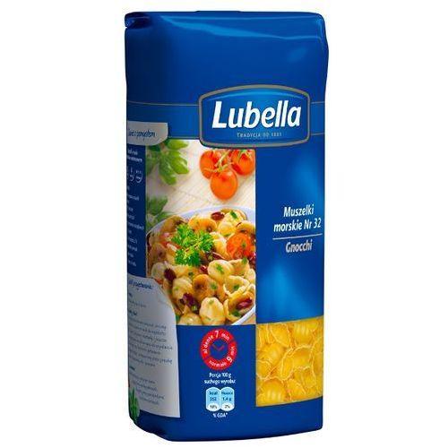 Muszelki morskie gnocchi makaron 400 g marki Lubella