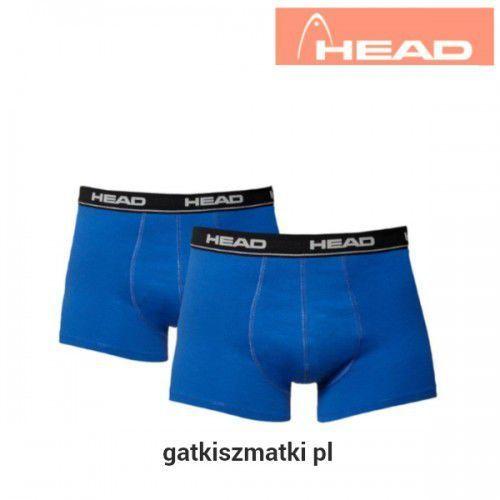 Bokserki męskie blue black, Head