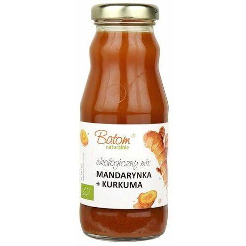 Batom Sok mandarynka - kurkuma nfc bio 200 ml - (5907709959996)