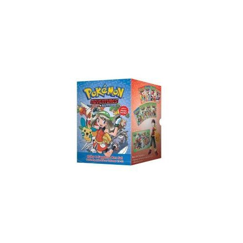 Pokemon Adventures Ruby & Sapphire Box Set (1400 str.)