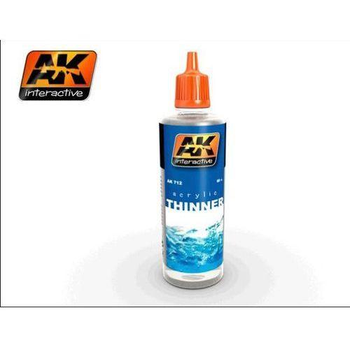 Rozcieńczalnik do farb akrylowych (ak 712) / 60ml 712 marki Ak-interactive