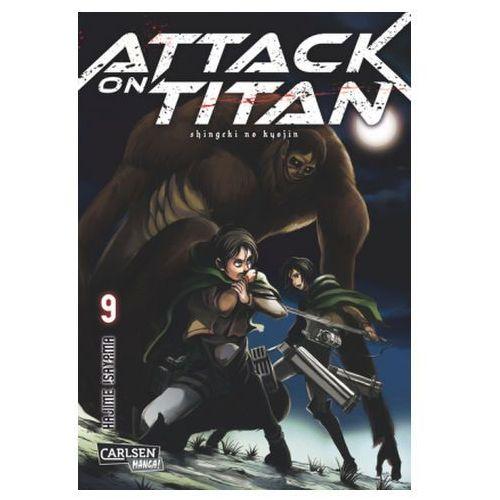 Attack on Titan. Bd.9 (9783551799296)