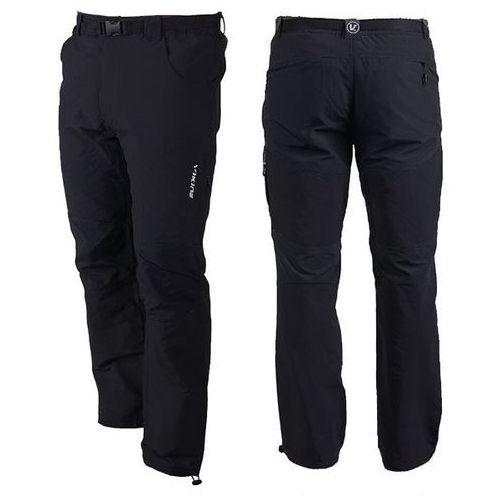 Viking Męskie spodnie trekkingowe globtroter czarny xxl