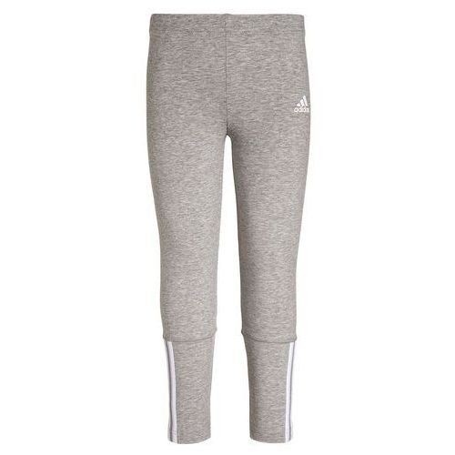 adidas Performance ESSENTIALS Legginsy medium grey heather z kategorii Legginsy dla dzieci