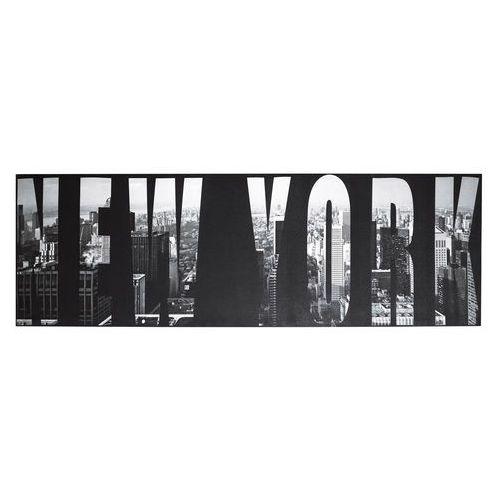 Kare Design Kare Design Cosmopolitan New York Obraz na Płótnie 45x140 (30335ny) (obraz)