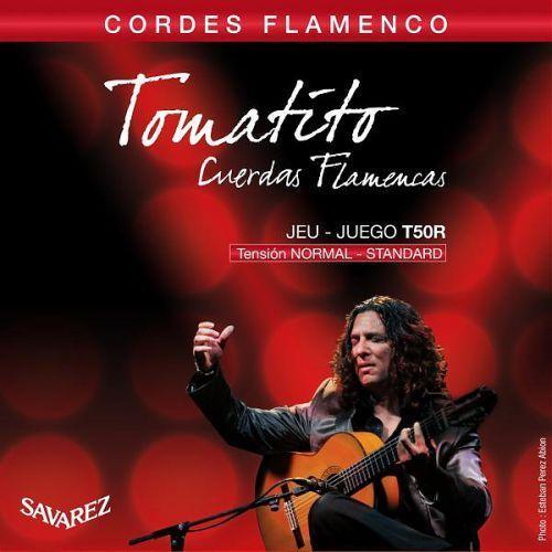 Savarez sat50r flamenco tomatito struny do gitary klasycznej