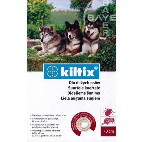Kiltix Obroża dla dużych psów dł. 70cm*, Bayer