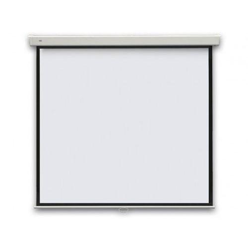 Ekran projekcyjny ręcznie rozwijany PROFI 2x3, 1:1, 243x243cm, EMPR2424R
