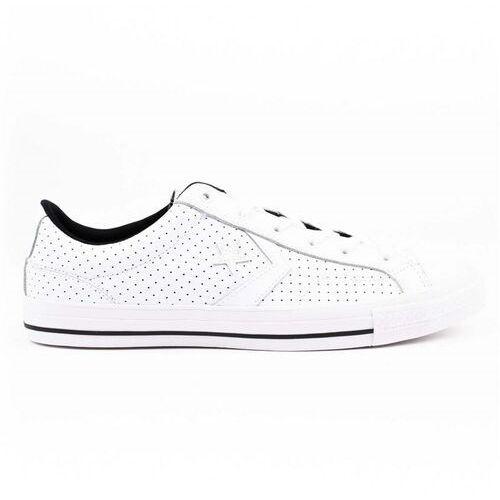 Buty - star player white/white/black (white/white/black) rozmiar: 44, Converse