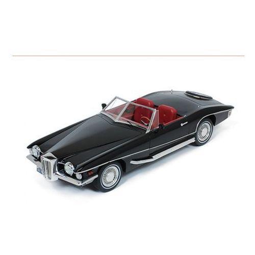 Premium x Stutz blackhawk convertible 1971 (black) - (5902002981415)