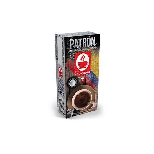 Caffe bonini Kapsułki do nespresso* patron 10 kapsułek - do 12% rabatu przy większych zakupach oraz darmowa dostawa (8055742996311)