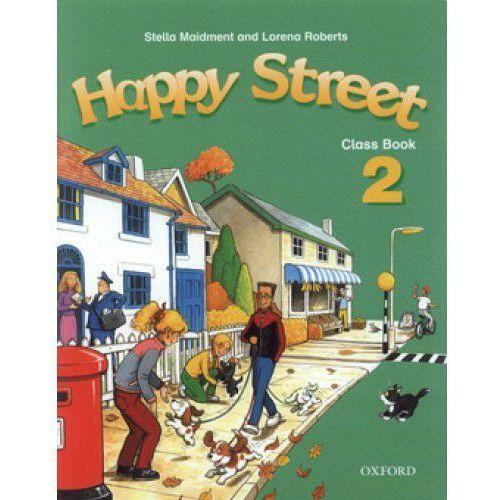 Happy Street 2. Class book (9780194338417)