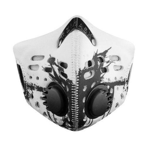 Maska antysmogowa i przeciwpyłowa RZ MASK M1 Splat Black L + DARMOWY TRANSPORT! (0610563382705)