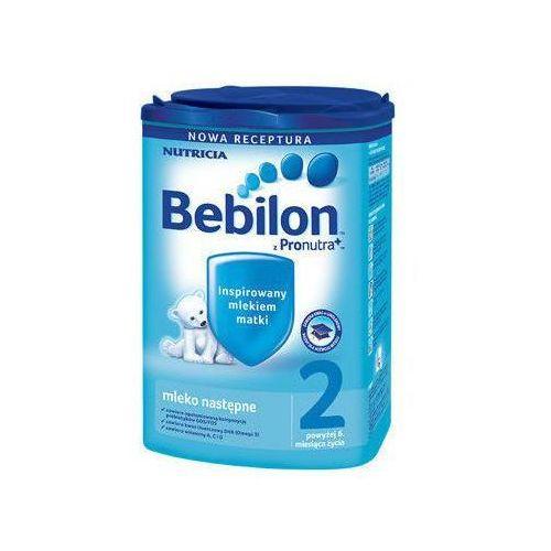 Bebilon Pronutra 2 Mleko następne 800 g, 6-12 m-cy (mleko dla dzieci)