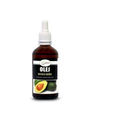 Olej avocado surowiec kosmetyczny 50ml (5902115102295)
