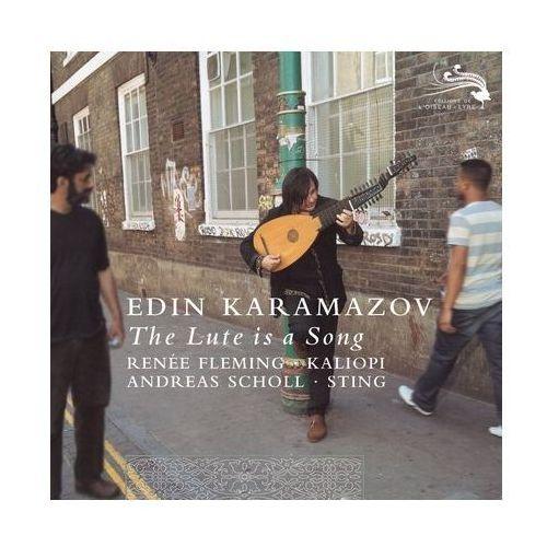 Universal music / decca The lute is a song (jewelcase) [p] - edin karamazov (płyta cd) (0028947810773)