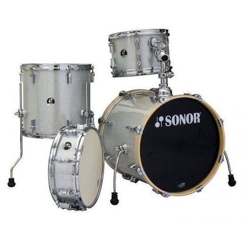 Sonor SSE 12 Bop Set Silver Galaxy Sparkle zestaw perkusyjny