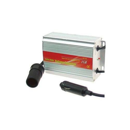 NVOX AVP 24V 180W przetwornica reduktor napięcia 24V na 12 V 180W
