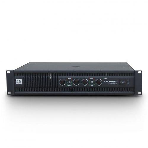 LD Systems DP 4950 wzmacniacz mocy 4x800W/4