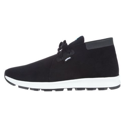 Native ap chukka hydro tenisówki i trampki wysokie jiffy black/shell white marki Native shoes