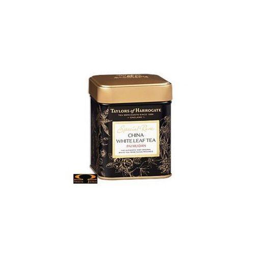 Taylors of Harrogate herbata biała liściasta China White Pai Mu Dan 50g