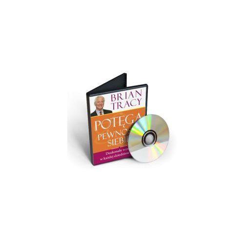 Potęga Pewności Siebie – Brian Tracy (CD - AUDIOBOOK)