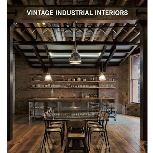 Vintage industrial interiors - 35% rabatu na drugą książkę! (9783955880101)