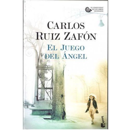 Juego del Angel - Carlos Ruiz Zafon. DARMOWA DOSTAWA DO KIOSKU RUCHU OD 24,99ZŁ (688 str.)