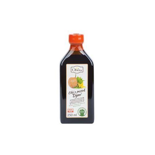Olej z pestek dyni zimnotłoczony 250ml marki Olvita