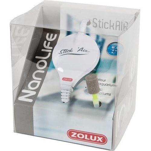 Zolux napowietrzacz nanolife stickair biały - darmowa dostawa od 95 zł!