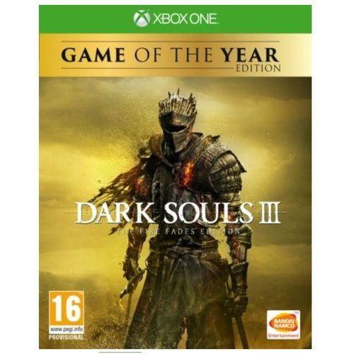 Dark souls 3 iii goty x1 marki From software