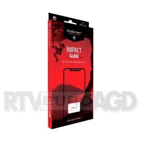MyScreen Protector ImpactGLASS edge3D iPhone 7 Plus/8 Plus (czarny) (5901924957416)
