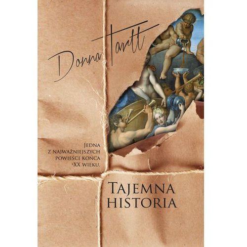 Tajemna historia - Donna Tartt, Donna Tartt