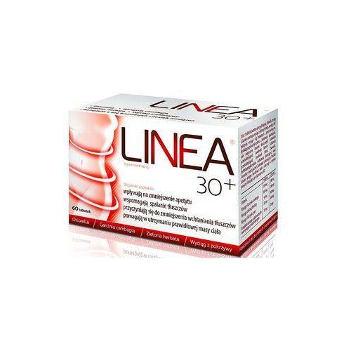 Linea 30+, tabl., 60 szt - tabletki Tabletkina odchudzanie