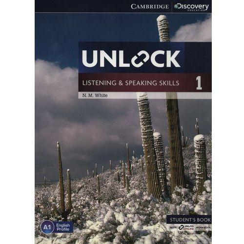 Unlock: Listening & Speaking Skills 1. Podręcznik + Online Workbook (9781107678101)