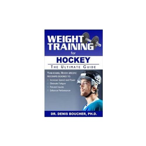 Weight Training For Hockey (9781932549829)